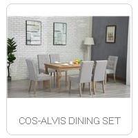 COS-ALVIS DINING SET